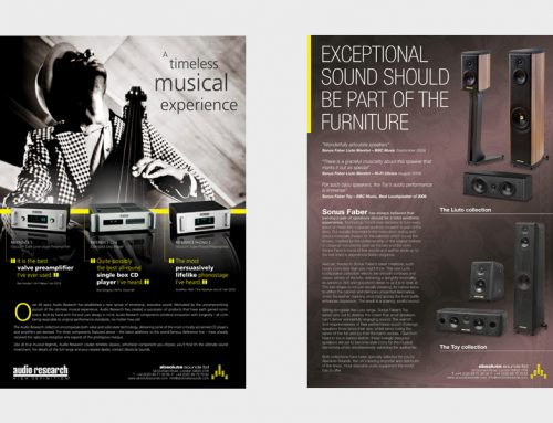 Audio Research & Sonus Faber