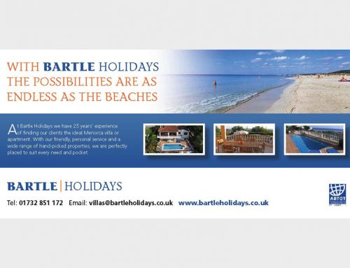 Bartle Holidays – advertising