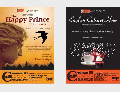 English Cabaret – Happy Prince