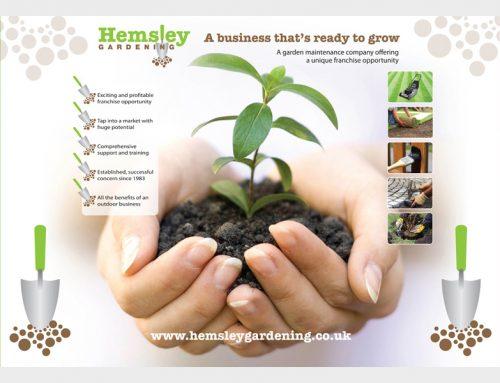 Hemsley Exhibition Stand