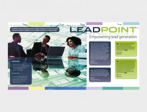 Leadpoint Exhibition Stand
