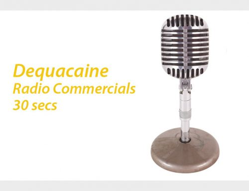 Dequacaine Radio Ad
