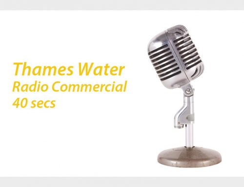 Thames Water Radio Ad