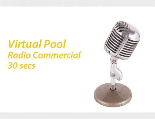 Virtual Pool Radio Ad