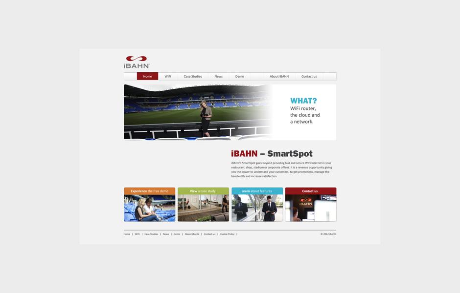 iBAHN websites